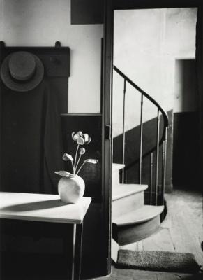 Andre Kertesz - Atelier de Mondrian (un regard oblique)