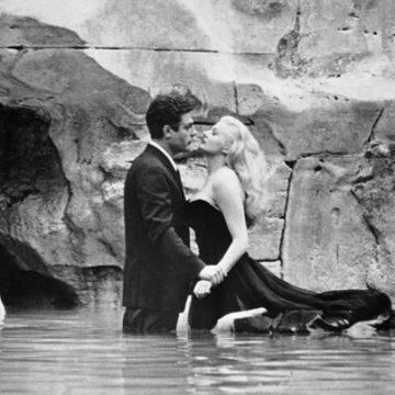 Dolce Vita et la scène inoubliable de la Fontaine de Trevi