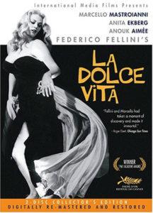 La Dolce Vita de Federico Fellin