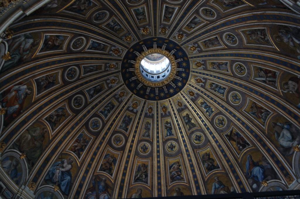 Rome La Basilique St Pierre
