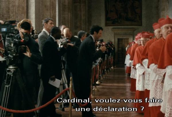 la presse et le vatican
