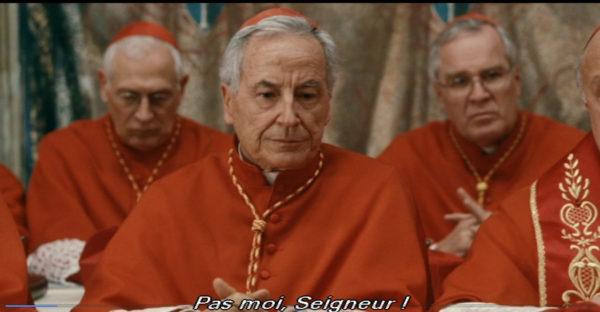 élection du pape