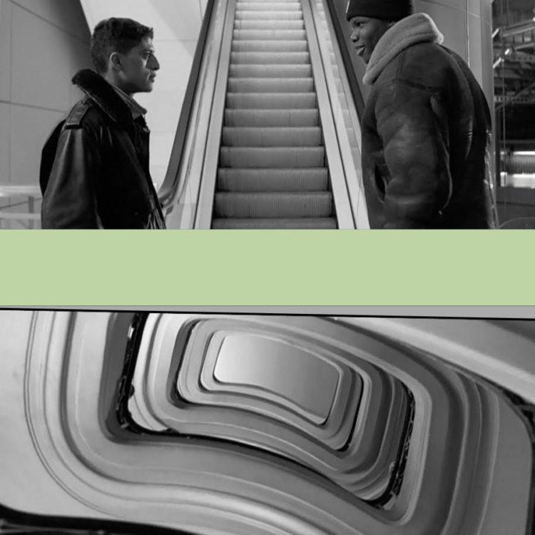 les escaliers la ahaine