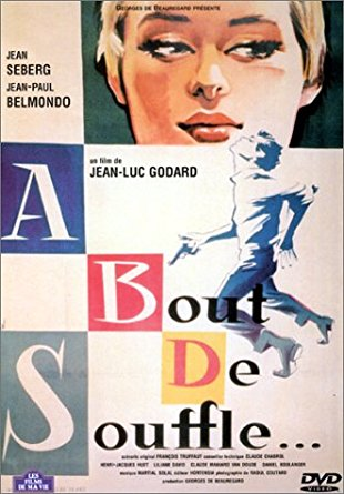 """A bout de souffle"", J-L. GODARD"