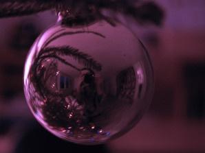 Reflets et surréalisme : autoportrait cristal