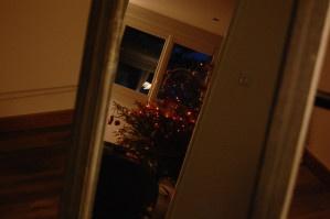 Reflets et surréalisme : chambre