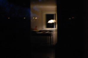 Reflets et surréalisme : fenêtre