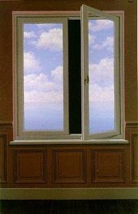 Magritte, la lunette d'approche