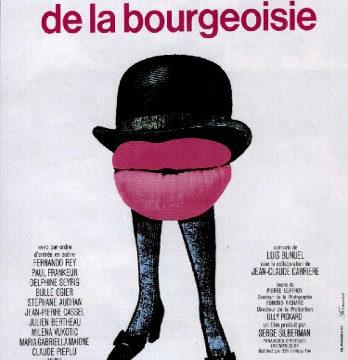 """""""Le Charme discret de la Bourgeoisie"""" - Buñuel (1972)"""