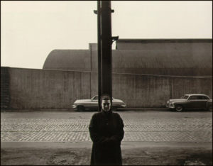 Harry Callahan - Eleanor (Chicago - 1953)