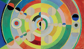 delaunay cercles concentriques