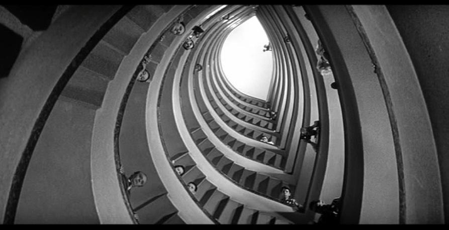 les escaliers - la dolce vita