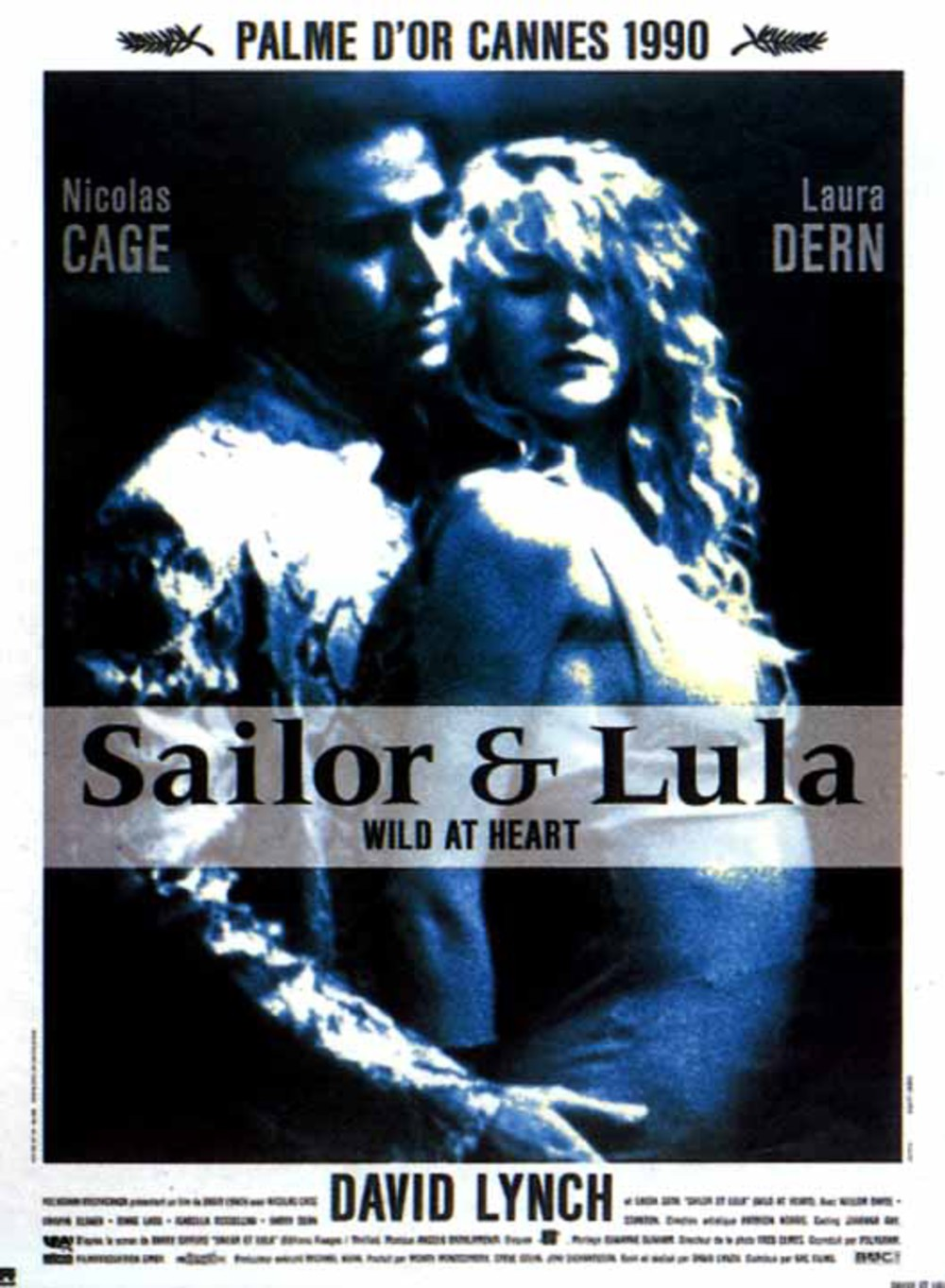 sailor et lula affiche