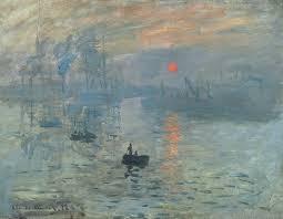 impression, soleil levant Monet