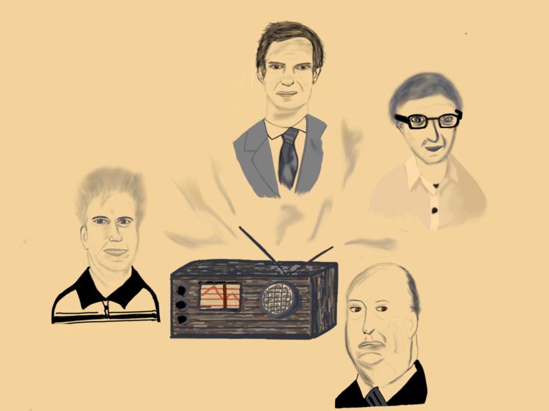 Le cinéma à la radio Hitchcock, Truffaut, Allen et Almodovar