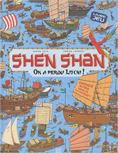 shen shan on a perdu litchi