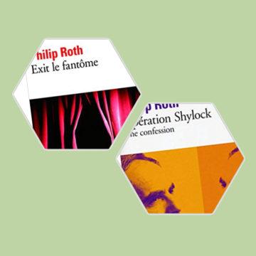 deux livres de roth