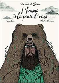 homme à la peau d'ours